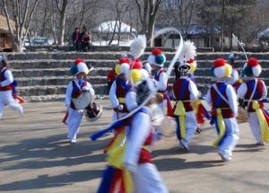 A Dança Durante o Daeboreum