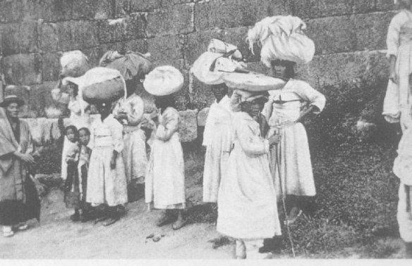 Mulheres - Coreia 1900
