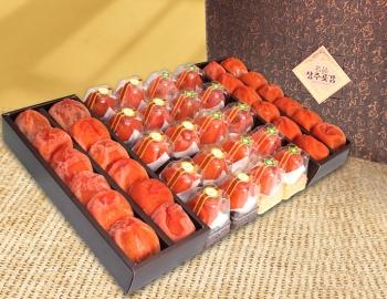 presente de frutas seca ChuSeok dia de Ação de Graças 2012