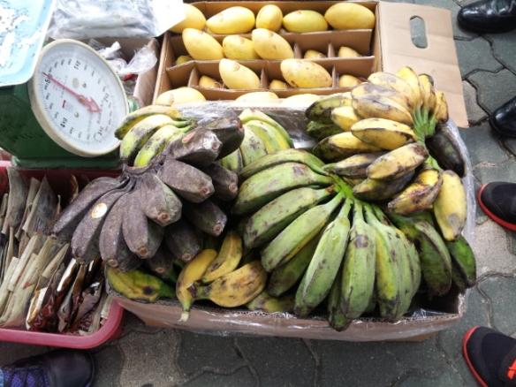 banana curta para fazer banana frita