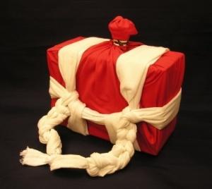 Ham - a caixa de presentes para a noiva