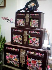 wedding chests