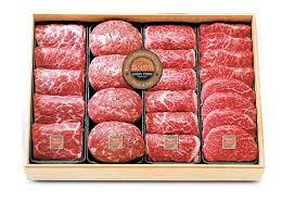Caixa de Carnes, cortes diversos
